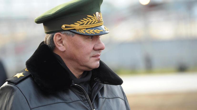 Сергей Шойгу: Жители Крыма и Севастополя в 2014 году призываться на военную службу не будут