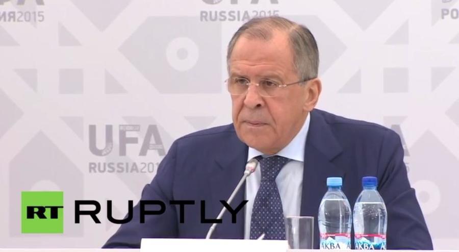 Сергей Лавров: РФ выступает за решение проблемы долга Греции и за сильный ЕС