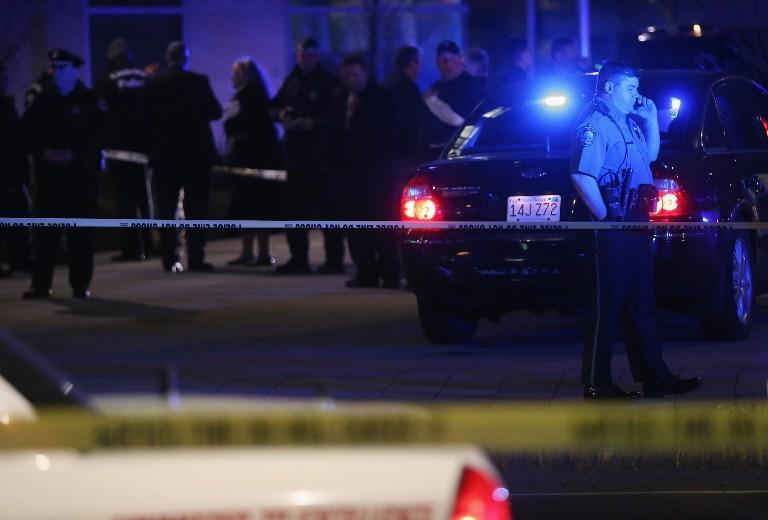 Полицейский расстрелян недалеко от места теракта в Бостоне