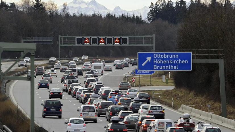 Немецкие автобаны станут платными для иностранцев
