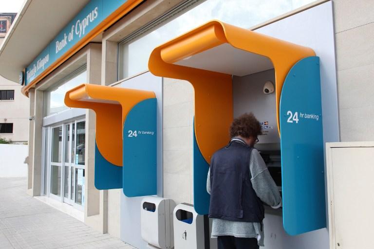 У вкладчиков кипрских банков спишут до 9,9% с депозита