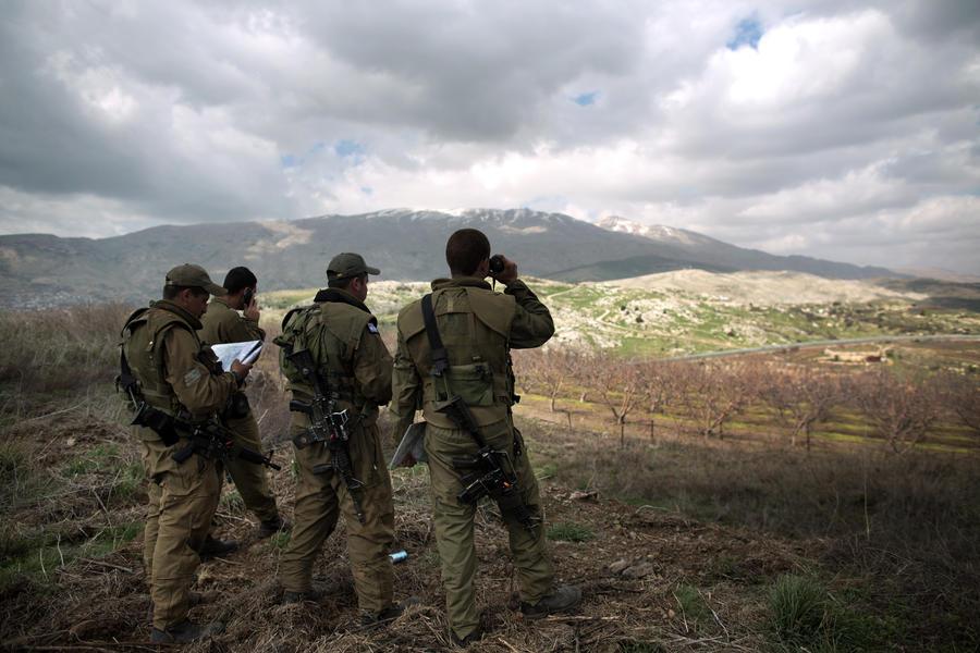 Израильские репатрианты готовы выступить на Украине в качестве миротворцев