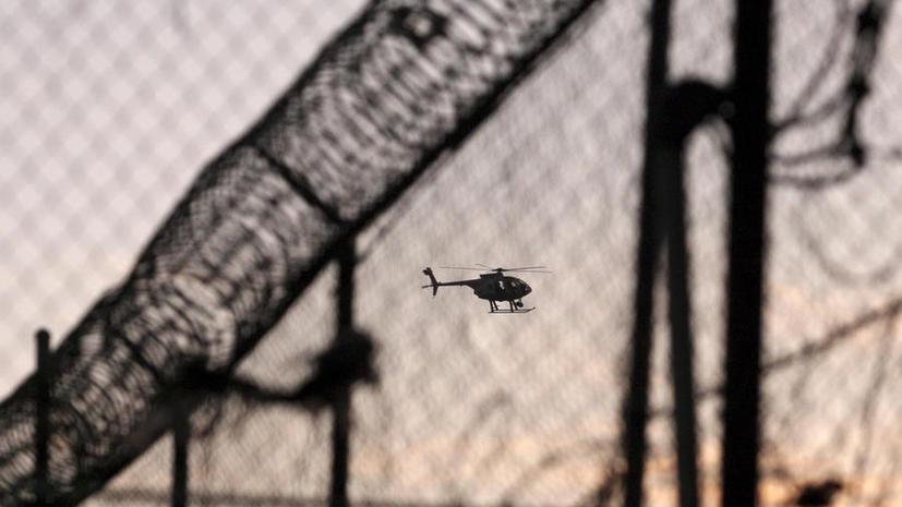 В Канаде пойманы беглецы, покинувшие тюрьму на вертолете