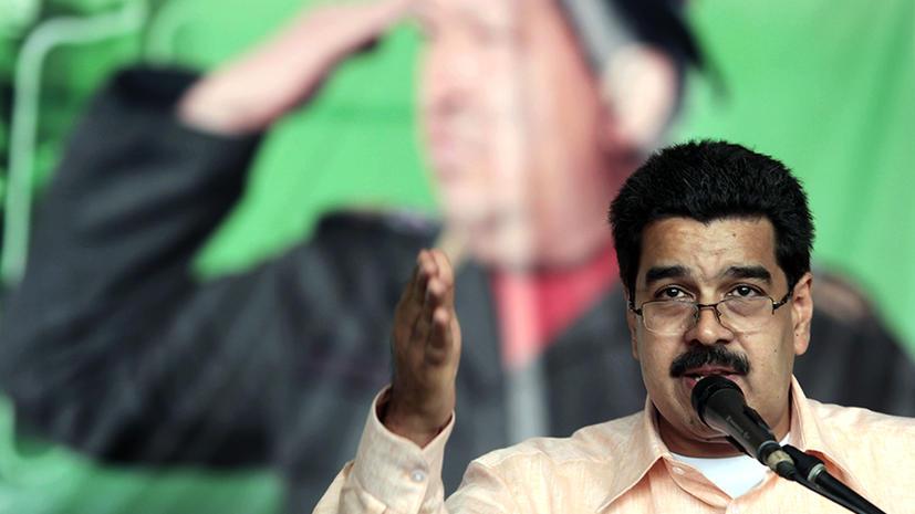 Вице-президент Венесуэлы заявил, что Чавес идет на поправку