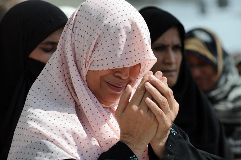 Афганистан намерен вернуть наказание в виде прилюдного закидывания камнями