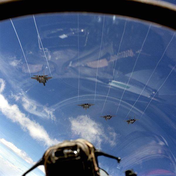 Воздушное пространство стран Балтии начали патрулировать американцы