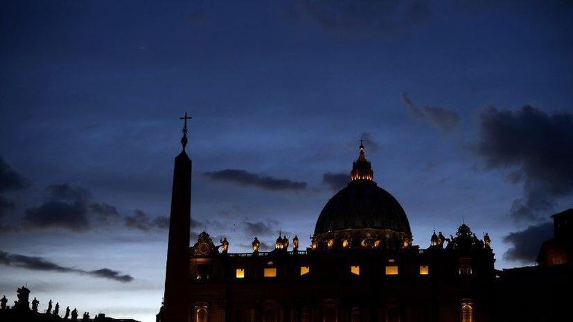 В Ватикане ждут любого Папу – хоть худого, хоть толстого