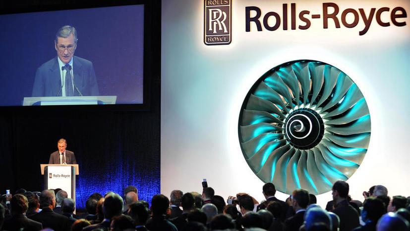 Компания Роллс-Ройс могла уволить главного инженера из-за утечки информации