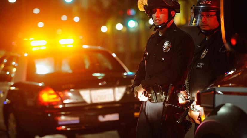 Полицейский отпустил вооружённого Циммермана, который был остановлен за превышение скорости