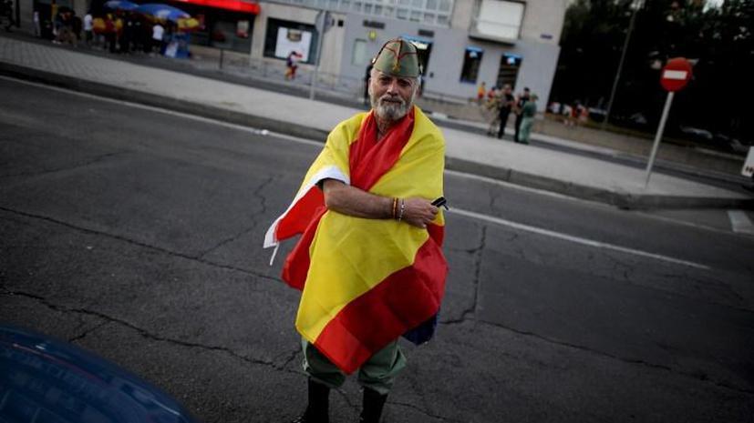 В Мадриде установят штрафы за выбивание ковров в общественном месте