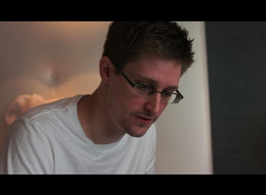 Документальный фильм о Сноудене получил престижную награду