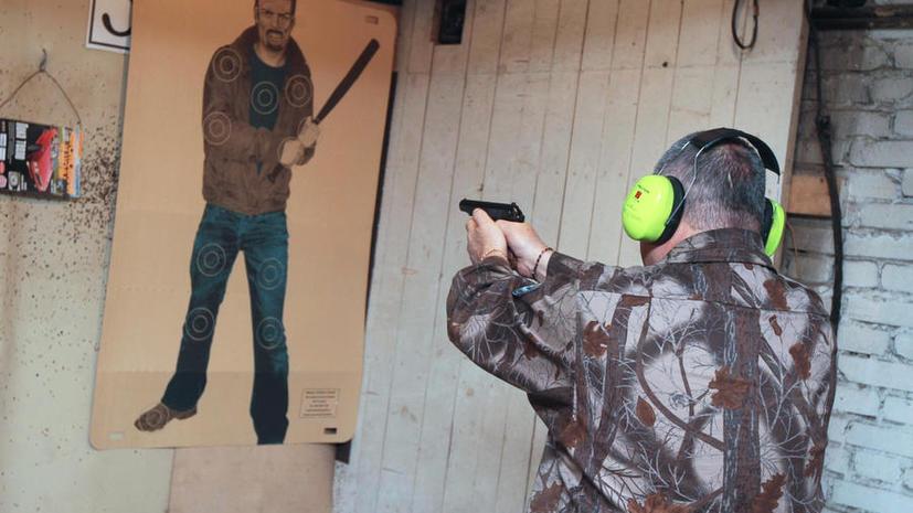 СМИ: На Украине становится всё более востребованной профессия телохранителя