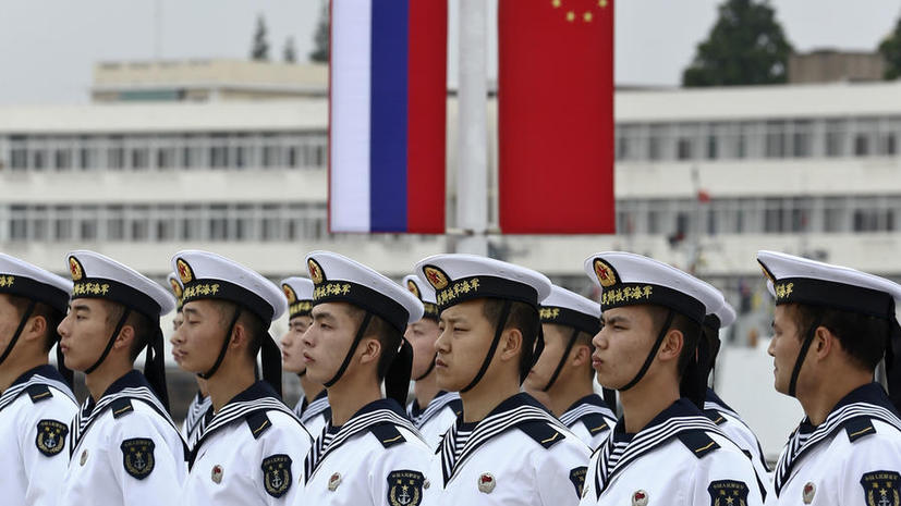 Американские СМИ: Этот век может стать китайско-российским