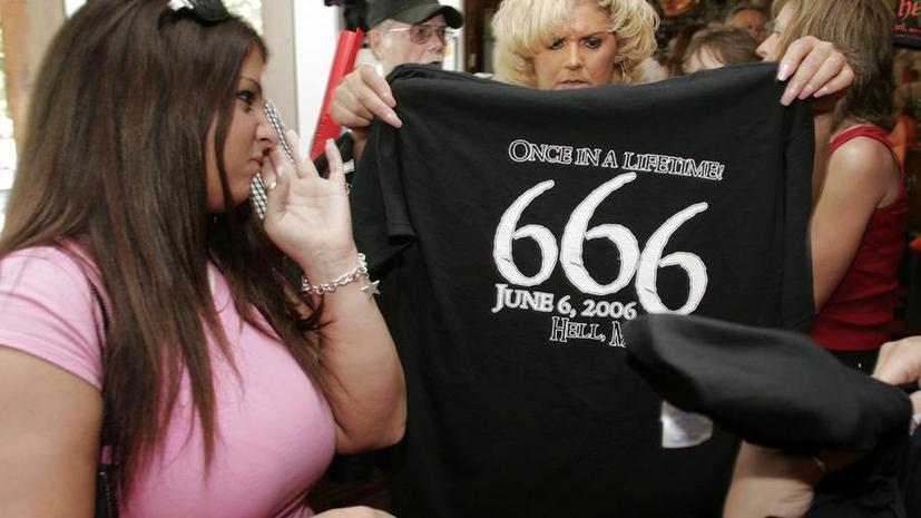 Школьница из США отказалась от участия  в кроссе из-за «числа дьявола»