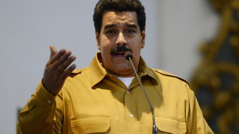 Николас Мадуро: Вашингтон развязал против Венесуэлы экономическую войну
