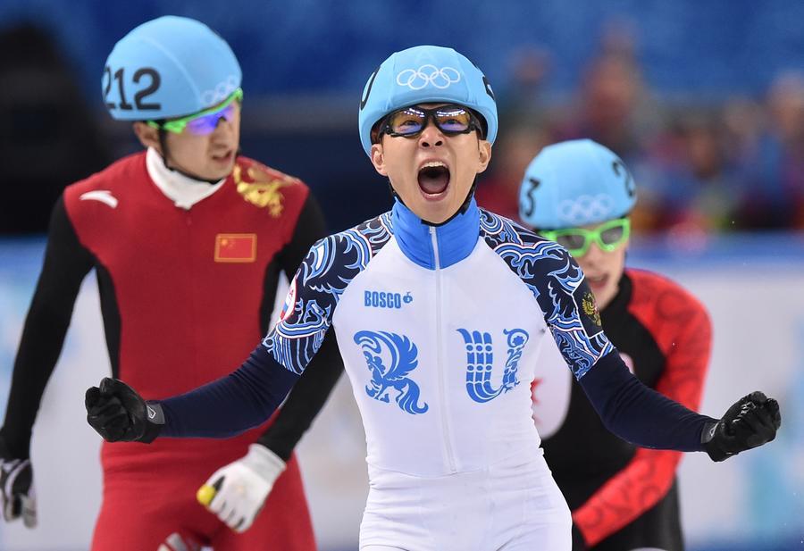 Виктор Ан: Олимпиада в Сочи – лучшая в моей карьере