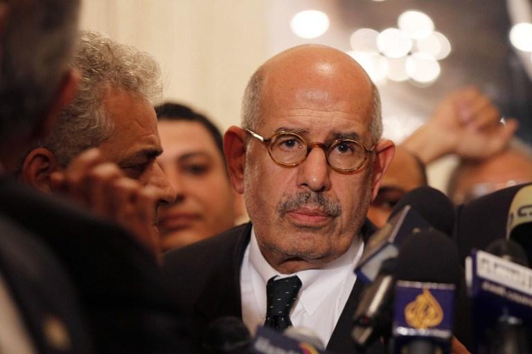 Мухаммед аль-Барадеи выдвинут на пост премьер-министра Египта