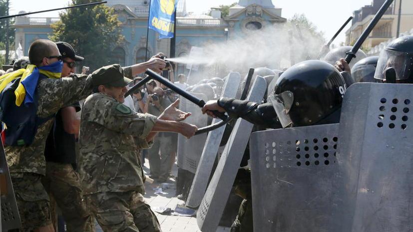 В России украинскую националистическую партию «Свобода» могут признать экстремистской