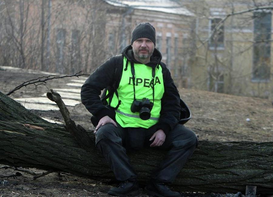 Международные организации призывают освободить пропавшего на Украине журналиста Андрея Стенина