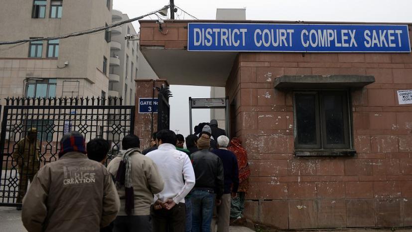 Индийские насильники предстали перед судом