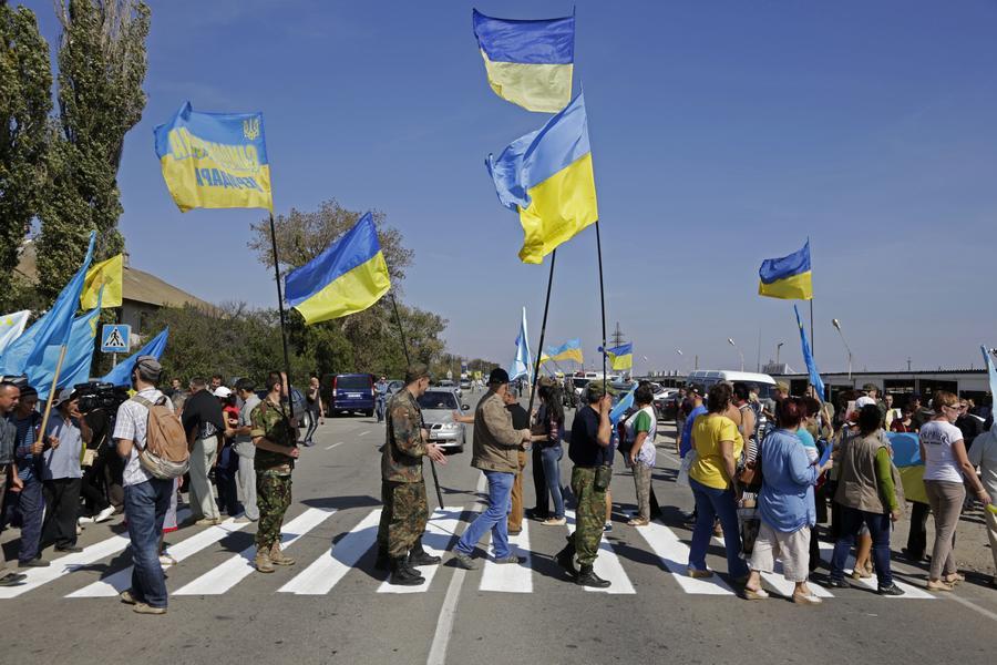 Турция поддержит украинский батальон по организации блокады Крыма