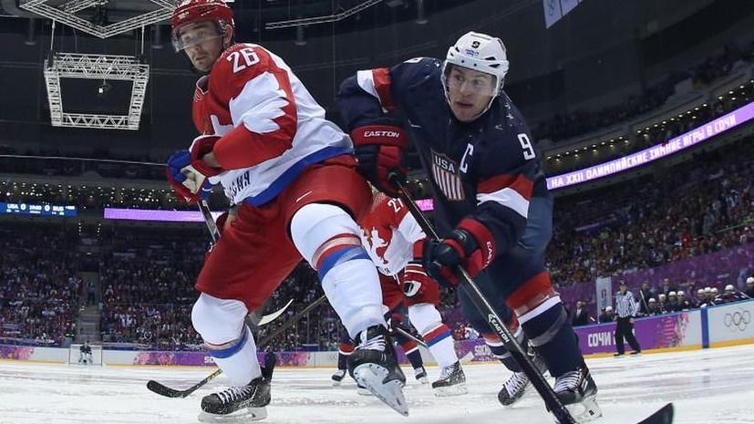 СМИ: Российские хоккеисты стали заложниками правил
