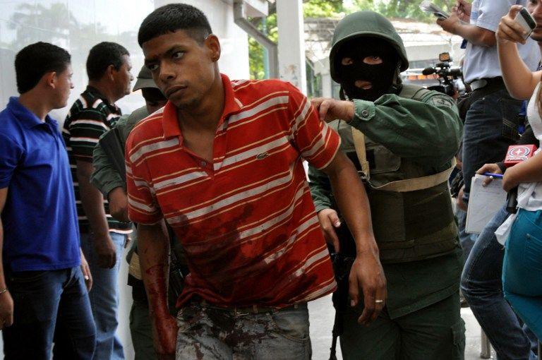 50 человек убиты в венесуэльской тюрьме