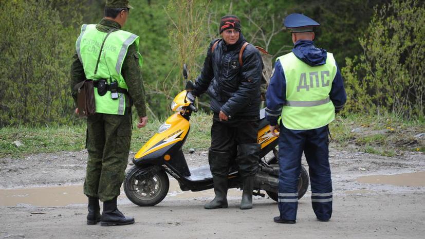 Водителей скутеров и квадроциклов оставят без прав до 2014 года