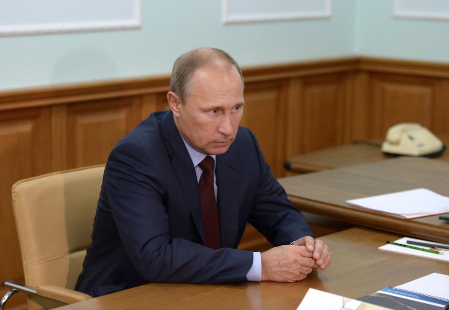 Владимир Путин упразднил Министерство регионального развития РФ и два ведомства