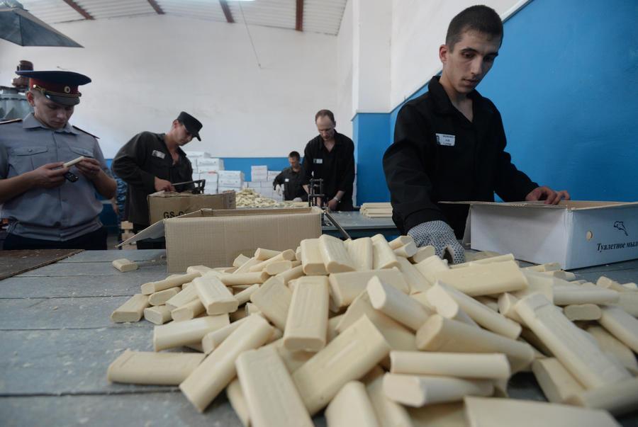 Для произведённой в тюрьмах продукции создадут торговый дом
