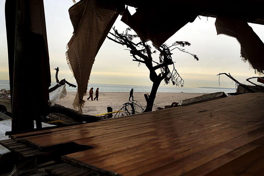 Жертвы урагана «Сэнди»: три месяца во власти бюрократов