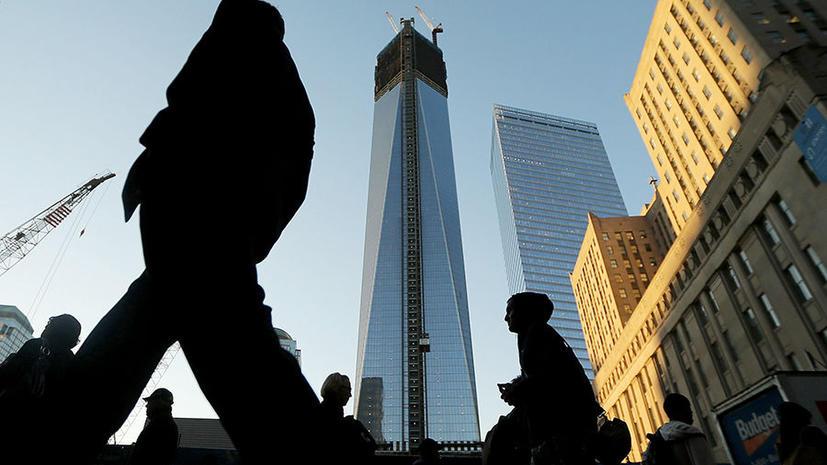 Мемориал жертвам 11 сентября в Нью-Йорке осквернили расистскими надписями
