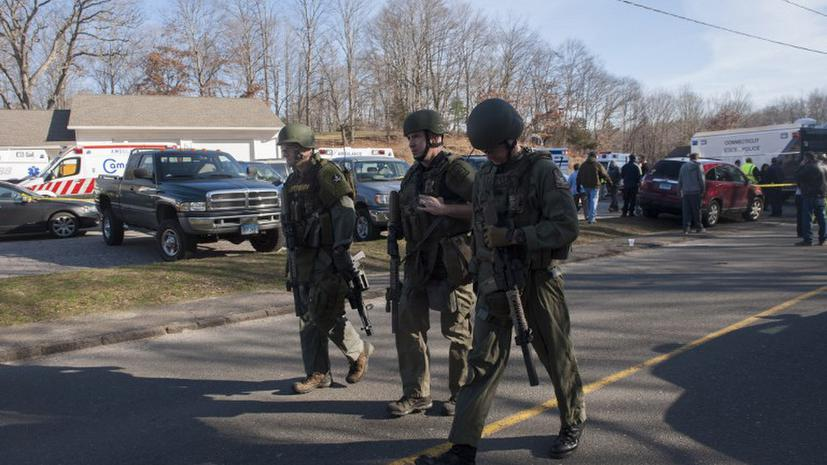 Рождественский убийца детей в коннектикутской школе застрелил и собственную мать