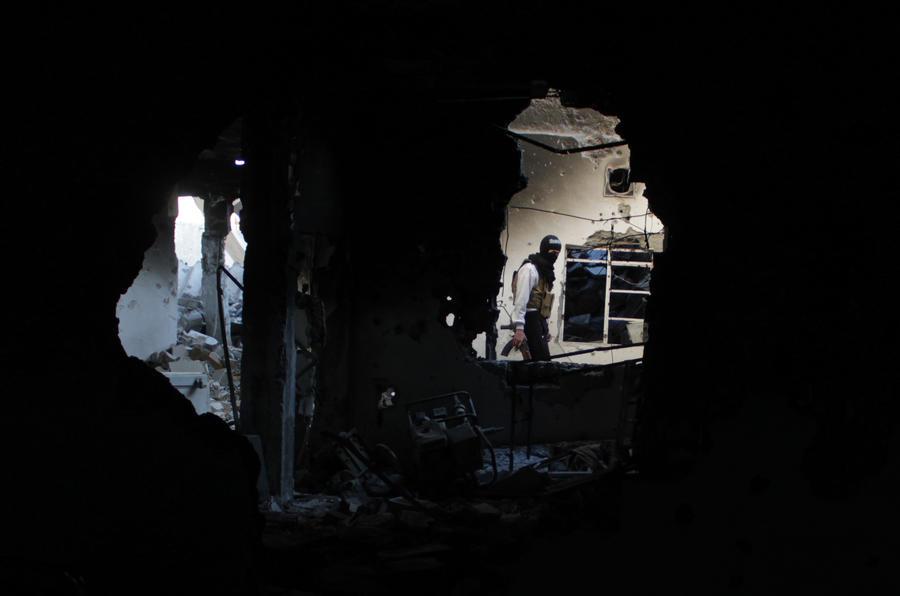 Сирийская армия захватила оплот боевиков на границе с Ливаном