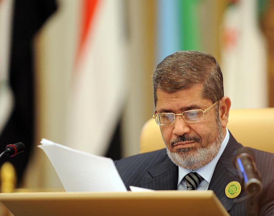 Мурси познакомился с Путиным и захотел приехать в Россию