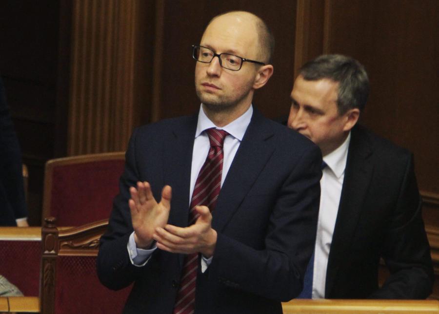 МИД Абхазии возмущён высказываниями Яценюка