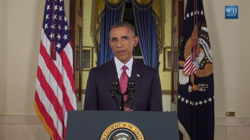Барак Обама объявил о новых санкциях против России