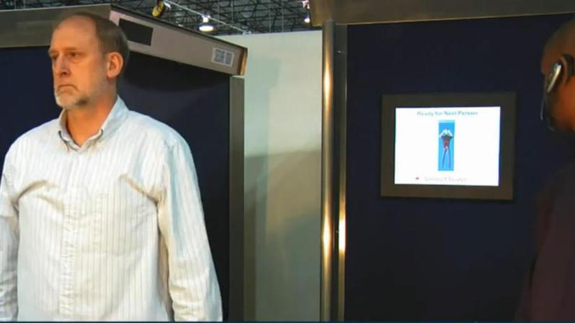 Американская компания сохраняла снимки голых пассажиров со сканеров в аэропортах