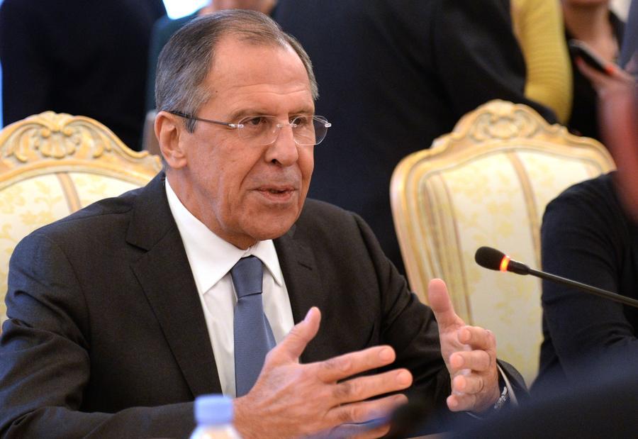 Сергей Лавров: Заявления США о желании сотрудничать с РФ не соответствуют действиям Вашингтона