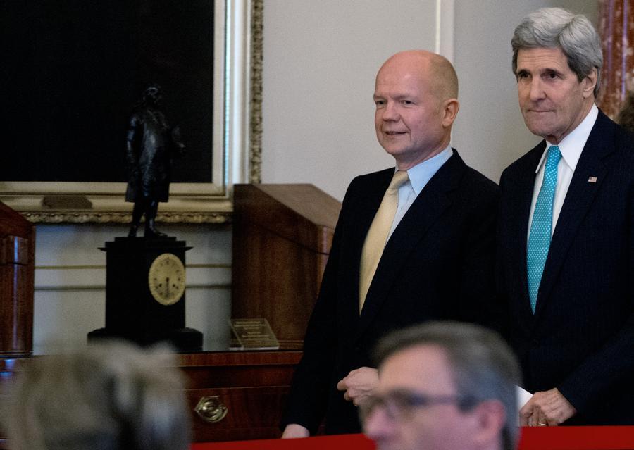 Джон Керри: Украина не является ареной борьбы Запада и Востока