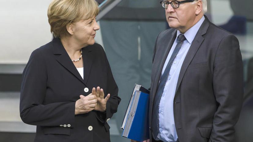 СМИ: Шпионский скандал между США и Германией подорвёт усилия по решению украинского кризиса