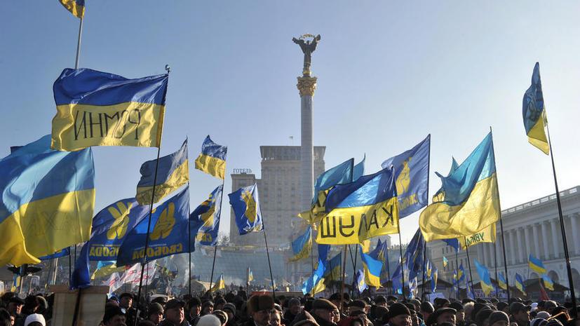 На Украине прекращается ретрансляция четырех российских телеканалов