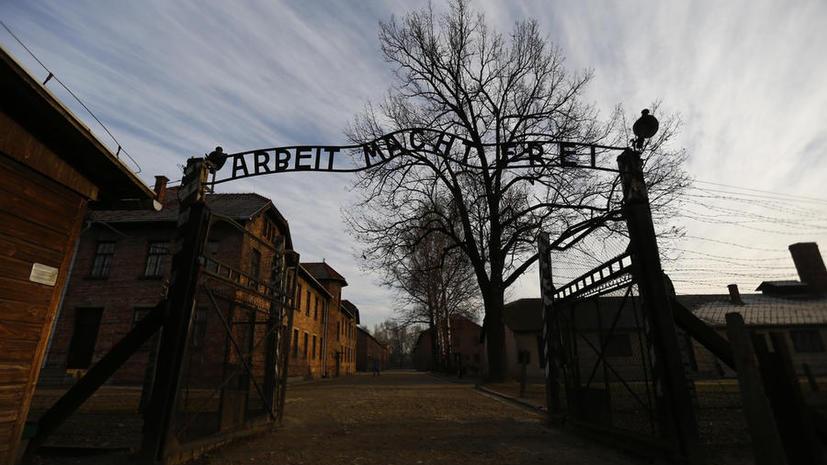 Глава МИД Германии: Освенцим освободила Красная армия