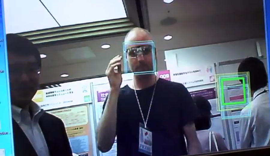 В Японии изобрели средство против Google Glass