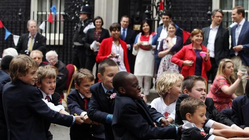 Британский уполномоченный по правам ребёнка призвал  запретить шлёпать детей на законодательном уровне