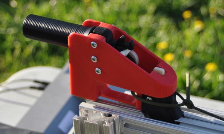 В продажу поступил второй пистолет, распечатанный на 3D-принтере