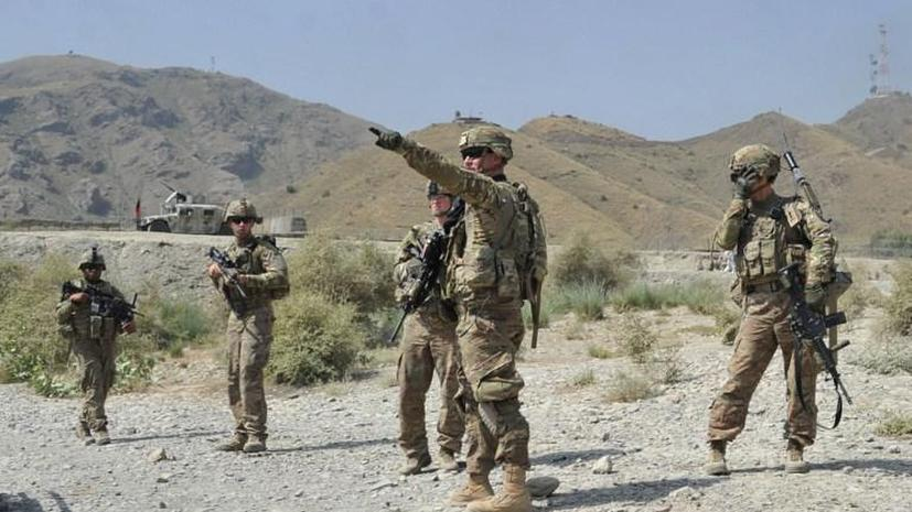 Американские военные захватили одного из лидеров пакистанских талибов