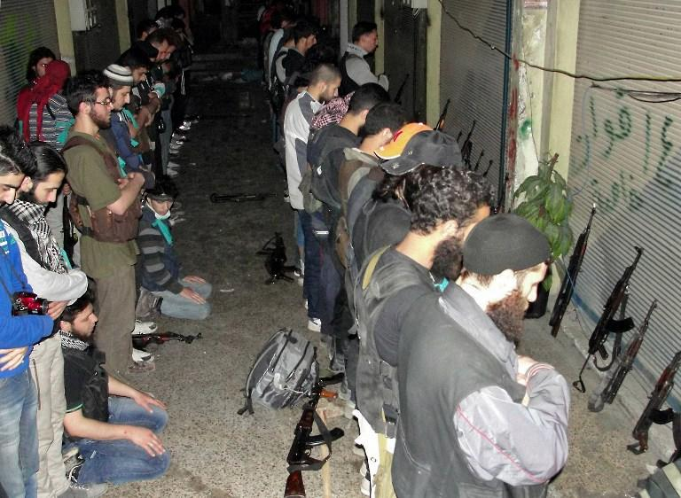 США тренируют сирийских боевиков на территории Турции  и Иордании