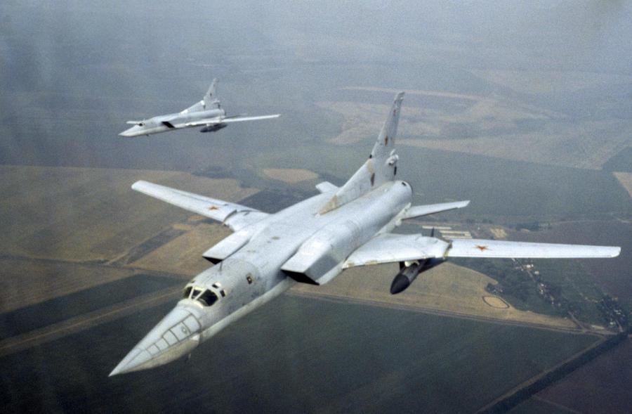 Минобороны РФ вернёт в Крым стратегические бомбардировщики