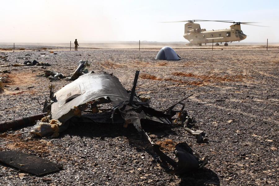 Минавиации Египта: Версия о взрыве на борту A321 не основана на фактах